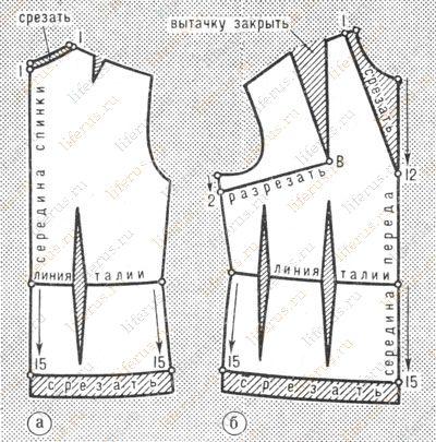 Вязанная жилетка для грудничка